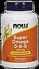 Супер Омега 3-6-9 (Super Omega 3-6-9) 1200 мг 90 капсул