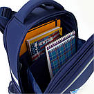Рюкзак школьный каркасный Kite Education Hot Wheels HW20-531M, фото 7