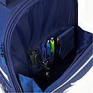 Рюкзак школьный каркасный Kite Education Hot Wheels HW20-531M, фото 8
