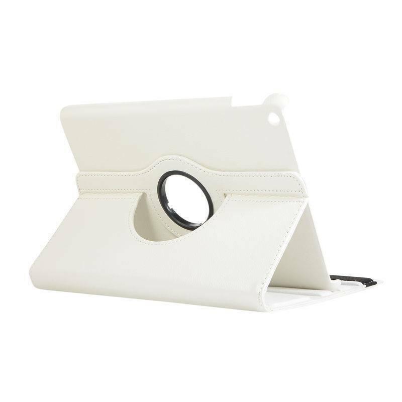 Кожаный чехол для iPad Air / Air 2 / 2017 / 2018 (9.7 дюймов) белый
