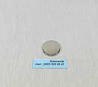 Неодимовый магнит, диск 20х3 мм  (4кг), фото 1