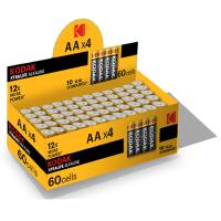 Батарейка KODAK XTRALIFE LR06 1x4 шт. коробка