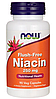 Ниацин витамин В3 Flush-Free Niacin 250 мг 90 капсул