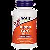 Альфа GPC (Alpha-GPC) 300 мг 60 капсул