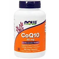 Коэнзим Q10 (CoQ10) 60 мг 180 капсул