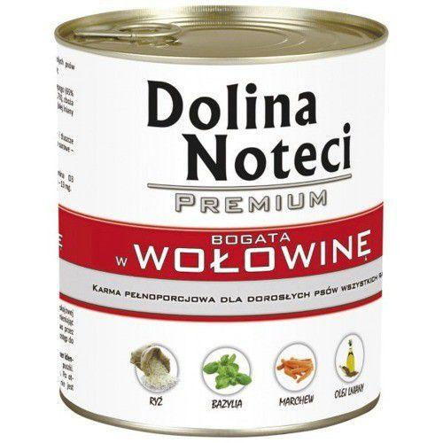 Консерва для собак Dolina Noteci Premium говядина 400 г