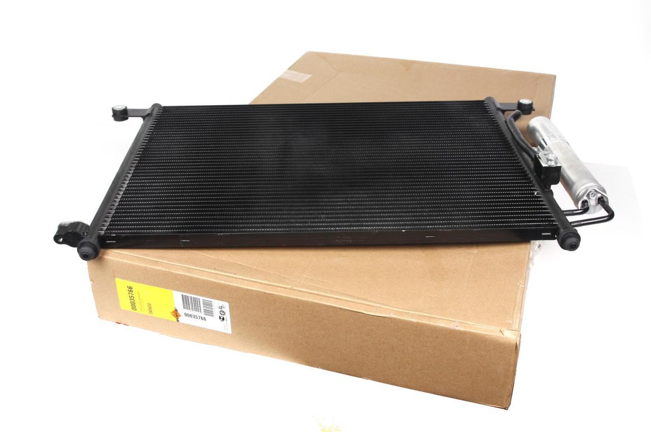 Радиатор кондиционера Daewoo Lanos 1.2/1.4/1.5 2002- NRF 35766