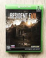 Resident Evil 7 (рус. суб.) (б/у) Xbox One, фото 1