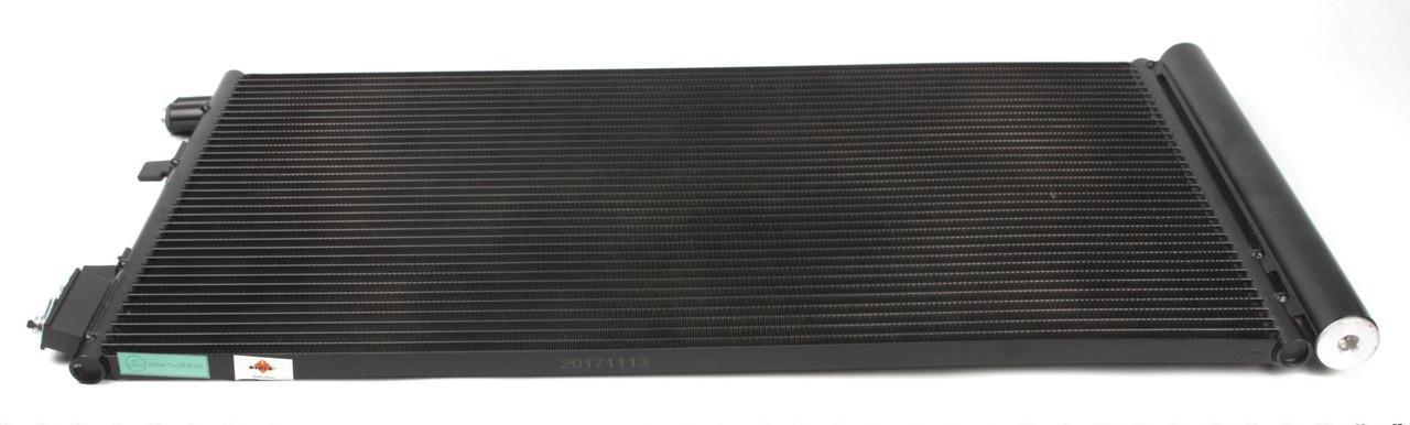 Радиатор кондиционера Renault Scenic III 2008- NRF 35938