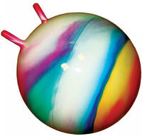 М'яч для Фітнесу Різнобарвний 45 см