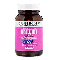 Масло кріля для жінок (Krill oil for women) 333 мг 90 капсул