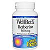 Берберин (WellBetX Berberine) 500 мг 60 капсул