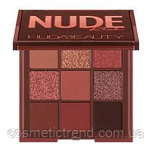 Huda Beauty Obsessions Rich Nude Eyeshadow Palette Палетка тіней (9 кольорів)