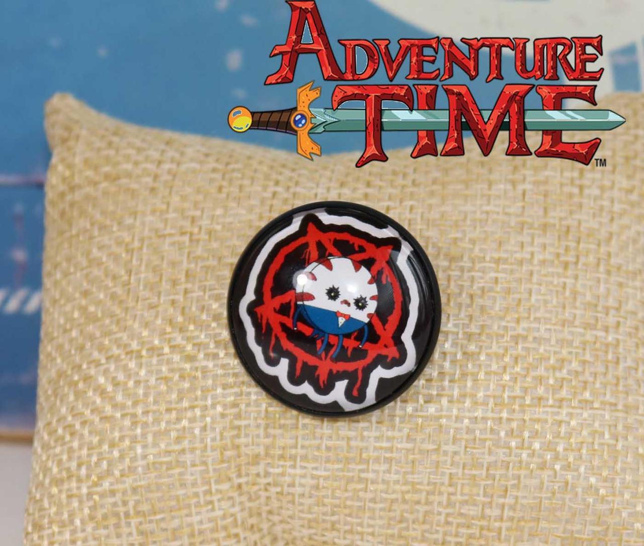 Значок Мятный Лакей Время приключений / Adventure time