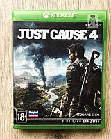 Just Cause 4 (рус.) (б/у) Xbox One, фото 1