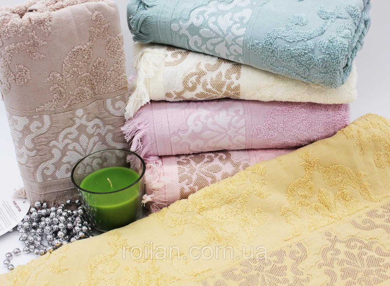 Лицевые турецкие полотенца Nazli