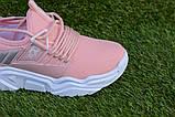 Дитячі кросівки Adidas Ultraboost Адідас персикові р31-35, копія, фото 5