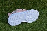 Дитячі кросівки Adidas Ultraboost Адідас персикові р31-35, копія, фото 6