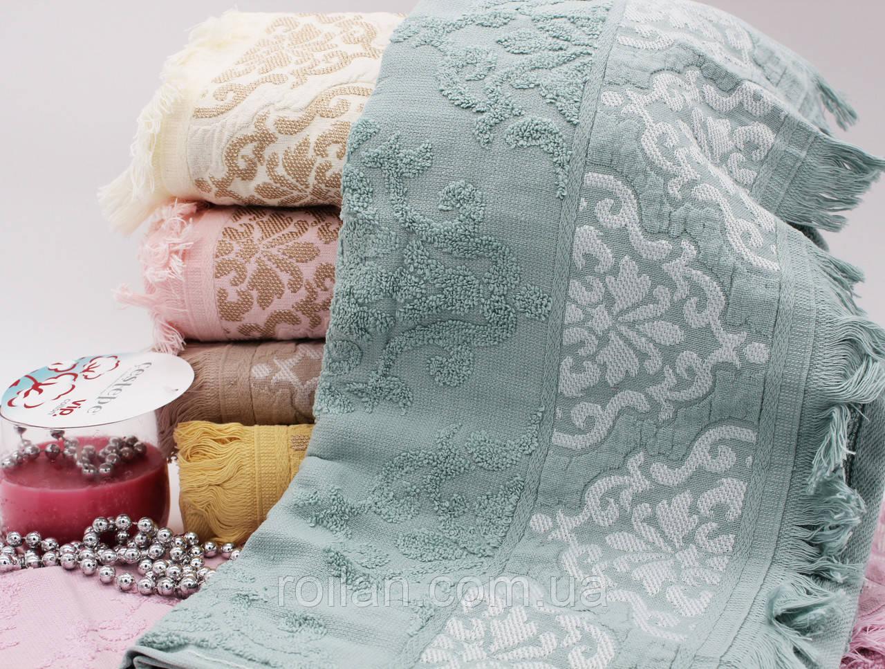 Банные турецкие полотенца Nazli