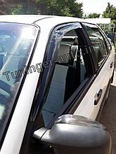 Ветровики, дефлекторы окон Volkswagen Passat B3/B4 1988-1997 (Anv)