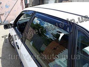 Ветровики, дефлекторы окон Volkswagen Passat B3/B4 1988-1997 Variant (универсал) (ANV)