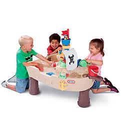 Игровой столик - Пиратский Корабль Little Tikes  (для игры с водой)