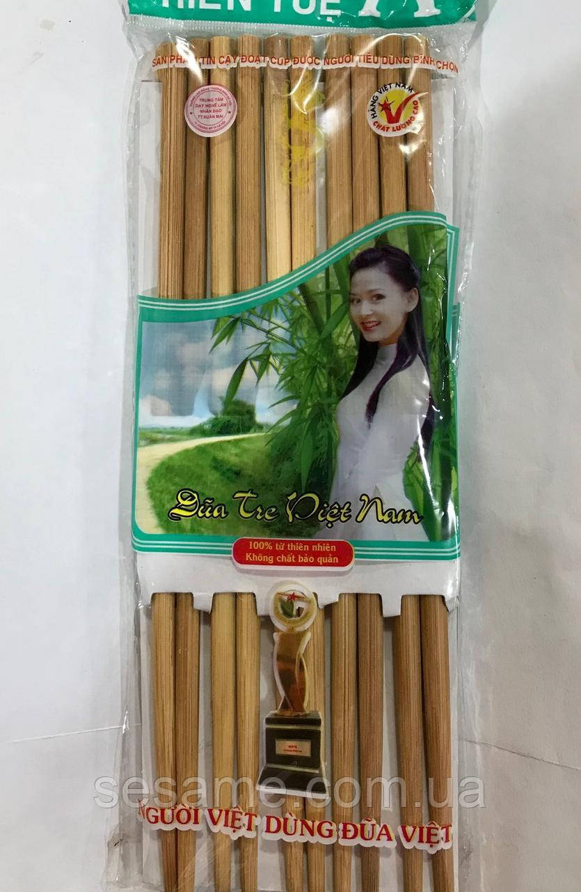 Китайские палочки 10 пар (Вьетнам, Китай)
