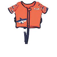 Детский жилет Bestway 32147, S (3 - 6) 18 - 30 кг, оранжевый