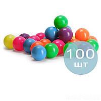 Детские шарики для сухого бассейна Intex 49600, 100 шт