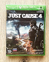 Just Cause 4 (рус.) Xbox One, фото 1