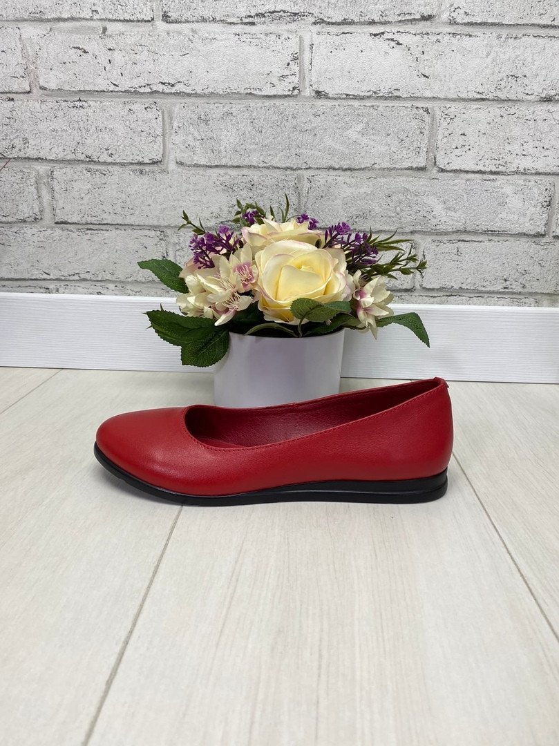 40 р. Туфли женские кожаные на низком ходу, из натуральной кожи, натуральная кожа