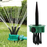 Спринклерний зрошувач для газону Multifunctional Water Pro Sprinklers, фото 1