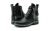 Ботинки женские M.KRaFVT 21870 черные