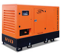 Газопоршневая когенерационная установка BHKW RID 100 B-SERIES S (104 кВт)