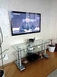 """Установка телевизора на стену 40-48"""" (стационарное крепление, бетон/кирпич)"""