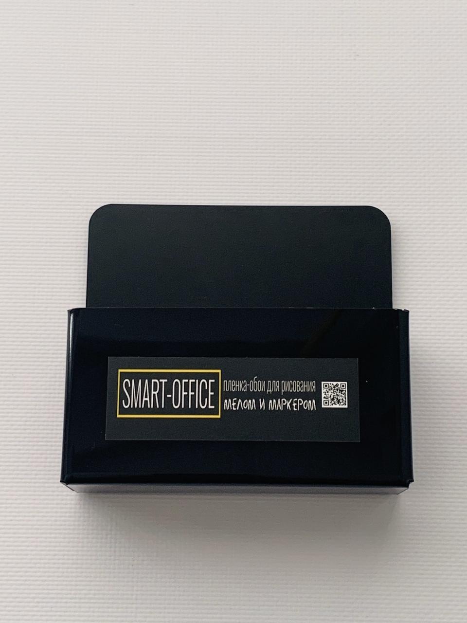Тримач для маркерів на магніті чорний
