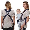 Рюкзак-переноска для дітей до 15 кг, фото 6