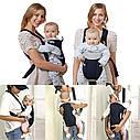 Рюкзак-переноска для дітей до 15 кг, фото 8