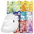 Витаминизированная тканевая маска для повышения упругости лица Elizavecca Power Ringer 23 мл, фото 4