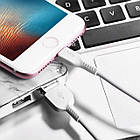 ОПТ Дата кабель синхронізації Hoco X13 Easy charging Type-C 2.4 А 1м для заряджання і передачі даних, фото 3