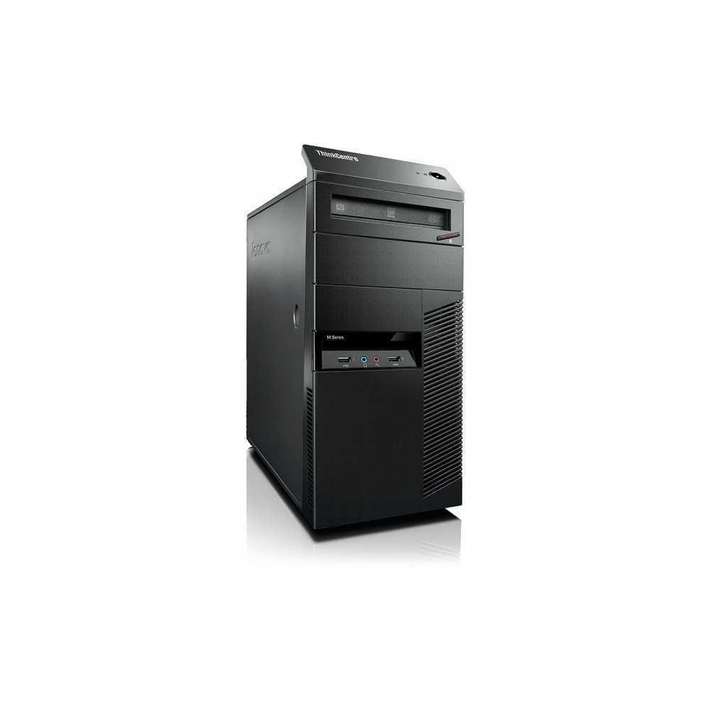 Системный блок Lenovo M92p-Mini-Tower-Intel Core-i5-2500-3,3GHz-4Gb-DDR3-HDD-320GB-DVD-RW- Б/У