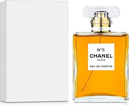 Женские жухи CHANEL №5 Eau de Parfum 100ml ТЕСТЕР парфюмированная вода древесный цветочно-пудровый аромат