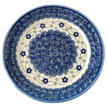 Керамическая Тарелка Ø25 Барвинок, фото 2