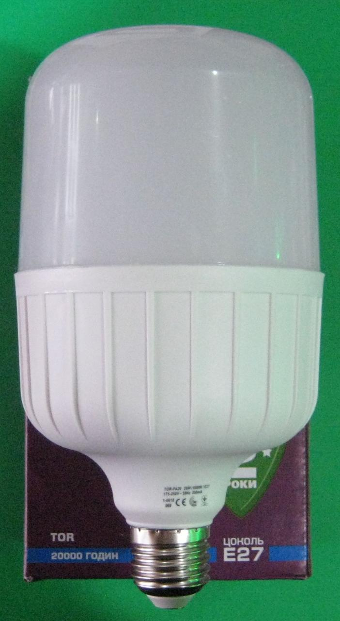 Лампа светодиодная ELM 28W E27 (6500K)