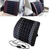 Автомобильная электрическая массажная подушка , фото 5