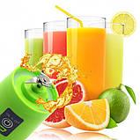 Фитнес-блендер Smart Juice Cup Fruits, фото 4