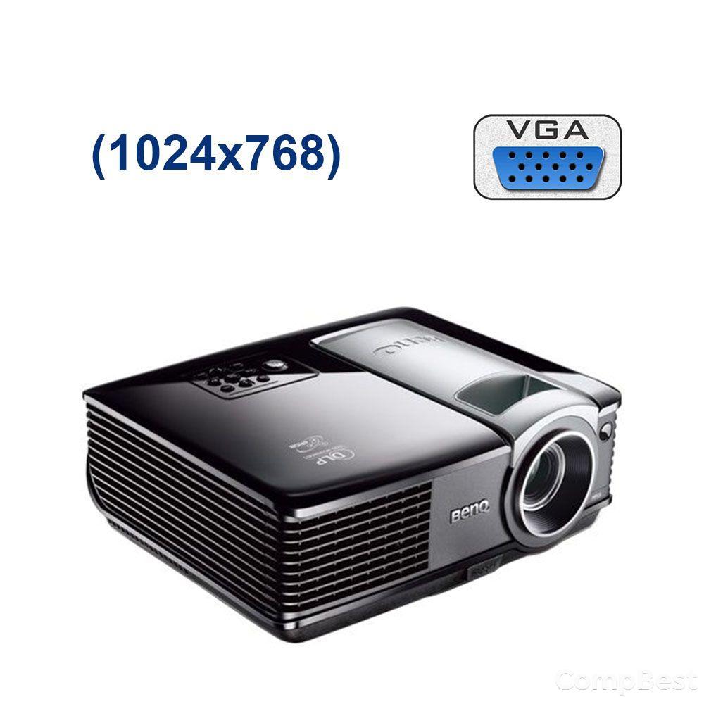 Проектор BenQ MP-525P / DLP / 2500 ANSI / 2600:1 / (1024x768) XGA / 4:3