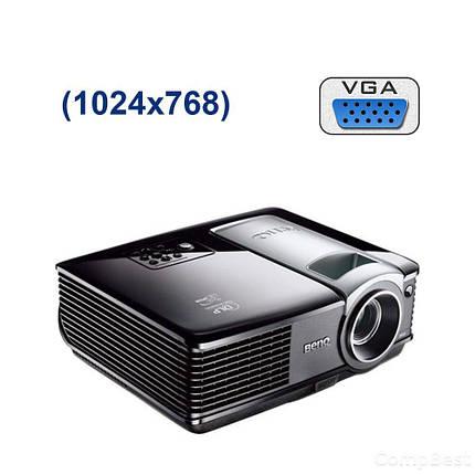 Проектор BenQ MP-525P / DLP / 2500 ANSI / 2600:1 / (1024x768) XGA / 4:3, фото 2