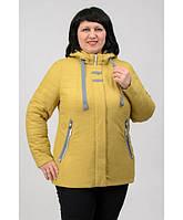 Модная женская куртка демисезонная ML-068