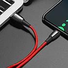 ОПТ Дата кабель синхронізації Hoco X39 Titan charging Type-C 2.4 А 1м для заряджання і передачі даних, фото 5